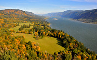 Columbia River Gorge Fall Color