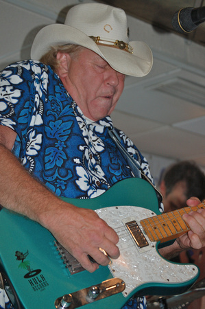 Lead Guitar for Commander Cody 2010